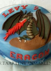 Eragon taart