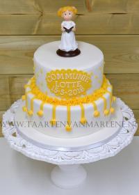 communie taart