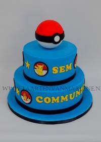 Pokemon communietaart