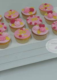 Verjaadag cupcakes
