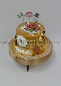 Kerst taart