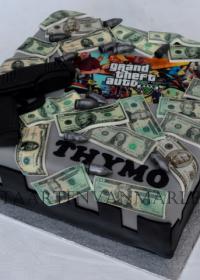 Grand theft taart