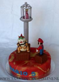 Mario taart