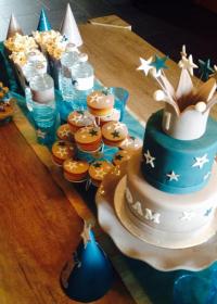 Sweet table voor verjaardag